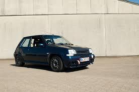 renault car 1990 1990 renault 5 gte 2 0 itb u0027d trackslag
