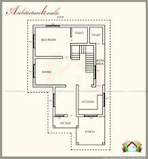 1600 square feet kerala style house plan architecture kerala