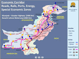 Map Of India And Pakistan by Dailytimes China Pakistan Economic Corridor An Insight