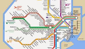 Amtrak Stations Map by How To Get Around From Newark Airport To New York Penn Amtrak