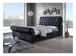 Modern Sleigh Bed King Size Sleigh Bed Modern Original And Special King Size