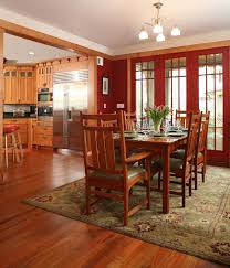 Mission Style Dining Room Tables Craftsman Dining Room Provisionsdining Com