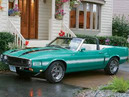 1970 shelby mustang 1970 shelby gt500 convertible mustang monthly