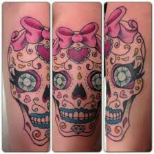 girly sugar skull search ideas