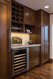 Southwestern Kitchen Cabinets Mullet Cabinet Countryside Transitional Kitchen With A