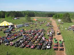 Wisconsin Atv Trail Map by Memorial Atv Rally Waterfalls Recreational Trails And Four