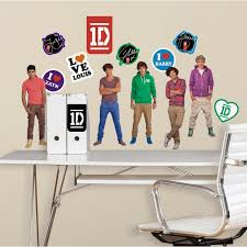 one direction wall decals wallwall other angles one direction wall decals