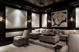 home theatre interiors