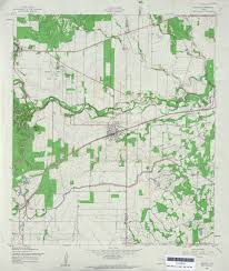 Bastrop State Park Map Texas Topographic Maps Perry Castañeda Map Collection Ut