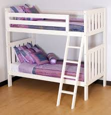 Canwood Bunk Bed Canwood Alpine Ii Bunk Bed With Angled Ladder Guard