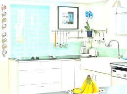 blue kitchen tile backsplash green subway tile backsplash kenfallinartist com