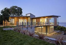 sustainable design and green home building on exterior design