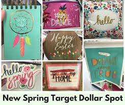 target dollar spot and easter all things target
