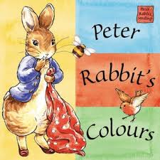 peter rabbit u0027s colors peter rabbit seedlings book beatrix potter