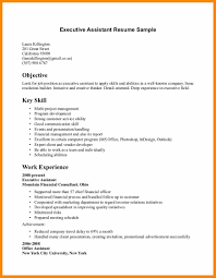 executive assistant sample resume resume samples and resume help