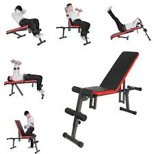 2017 exercise chair new fine training dumbbell weight bench gym