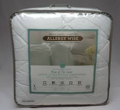 martha stewart allergy wise down alternative full comforter