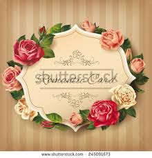 free vector rose frame download free vector art stock graphics