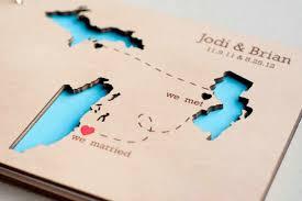 engravable wedding guest book 11 destination wedding guest book alternative ideas destination