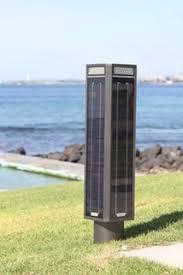 Solar Powered Bollard Lights - solar lighting blog ember led exterior led u0026 solar powered led