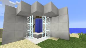 minecraft furniture ideas how to make a working shower youtube