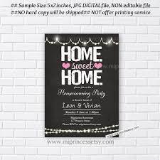 Housewarming Invitation Cards Designs 25 Bästa Housewarming Invitation Cards Idéerna På Pinterest
