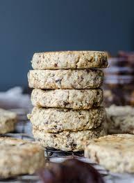 vegan tahini date cookies gluten free just 3 ingredients