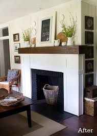 Fireplace Mantel Shelf Plans by Best 25 Contemporary Fireplace Mantels Ideas On Pinterest