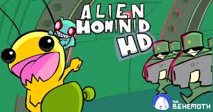alian a h hominid hd