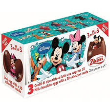 Where To Buy Chocolate Eggs With Toys Inside Zaini Disney Pixar Mickey Mous Clubhouse Chocolate Surprise Eggs
