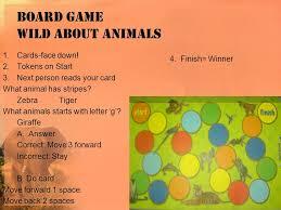 animals lesson 5 fall african animals elephant hippo zebra elk