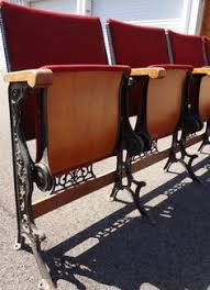 Theater Chairs For Sale 1920 U0027s Throwback Antique Theater Seats Theater Seats Entry