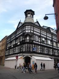 Tudor Architecture Chester Ghostly Tom U0027s Travel Blog U2026