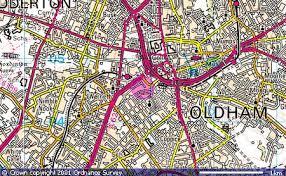 map of oldham tetlow 6