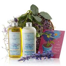 thank you basket lavender thank you gift basket with creams essential oils