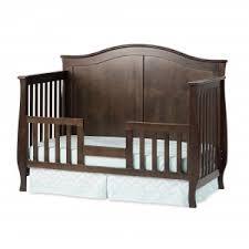 Crib That Turns Into Toddler Bed Camden 4 In 1 Convertible Crib Child Craft