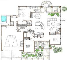 space saving house plans plan 1997sl level floor plan within awesome space saving