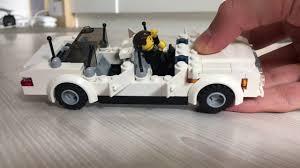 lego minifigure car jaguar xj x308 long wheelbase youtube