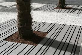 steel tree grate square aztec accenturba
