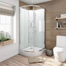 5mm quadrant glass backed shower cabin 900 victoriaplum com free delivery v6 quadrant glass backed shower cabin 900