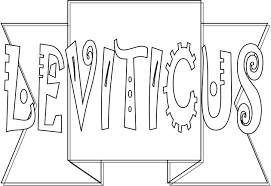 bible coloring pages leviticus books of the bible
