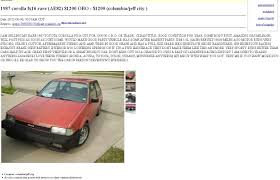 used lexus for sale craigslist tips for buying a used car from craigslist carnewscafe com
