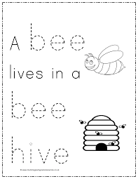 freebie bee pencil control worksheets mummy g talks parenting