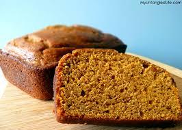 simple pumpkin bread recipe