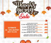 thanksgiving offers salon offers thanksgiving archives synk salon spa
