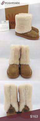 ugg s malindi boots ugg australia chestnut malindi boots nwt ugg australia and boot