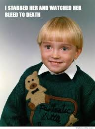 Pajama Kid Meme - creepy kid weknowmemes