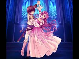 Curtain Dancing Anime Couples Dancing Youtube