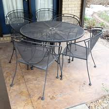 metal patio table and chairs metal patio table and chairs ebth