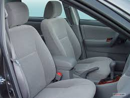 2003 Toyota Corolla Interior 2007 Toyota Corolla Prices Reviews And Pictures U S News